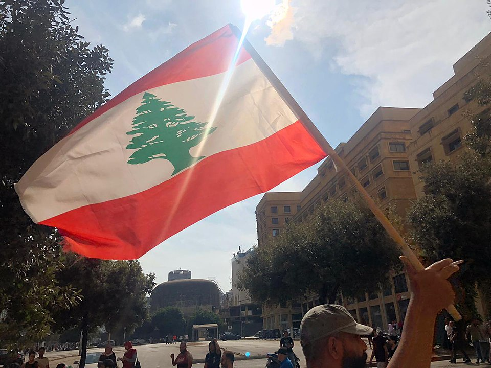 960px-2019_Lebanese_protests_-_Beirut_6