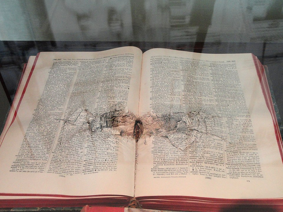 960px-Book_damaged_in_bombing_-Arppeanum-_DSC05178