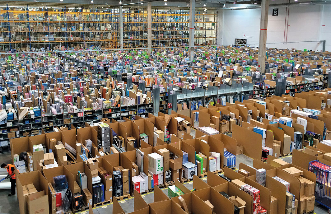 """""""The Banality of Postmodern Labor"""": On the Memoir of an Amazon Warehouse Worker"""