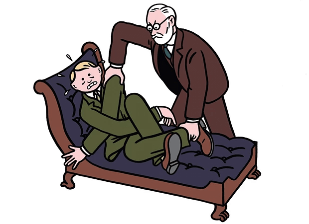 cbt vs psychoanalysis