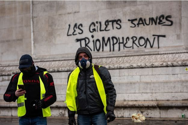 9257808bd822 Negri on the the Gilets Jaunes and