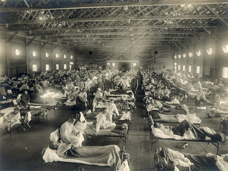 961px-Camp_Funston,_at_Fort_Riley,_Kansas,_during_the_1918_Spanish_flu_pandemic
